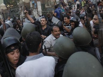 Egypte: malgré une faible mobilisation samedi, les Frères musulmans ne lâchent pas prise