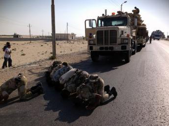 Selon un décompte effectué par l'AFP, ce nouvel attentat du 19 août porte à 73 le nombre de membres des forces de l'ordre tués dans le Nord-Sinaï depuis la destitution de Mohamed Morsi le 3 juillet. AFP