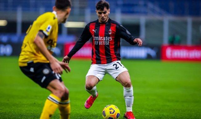 Brahim Diaz revient à l'AC Milan