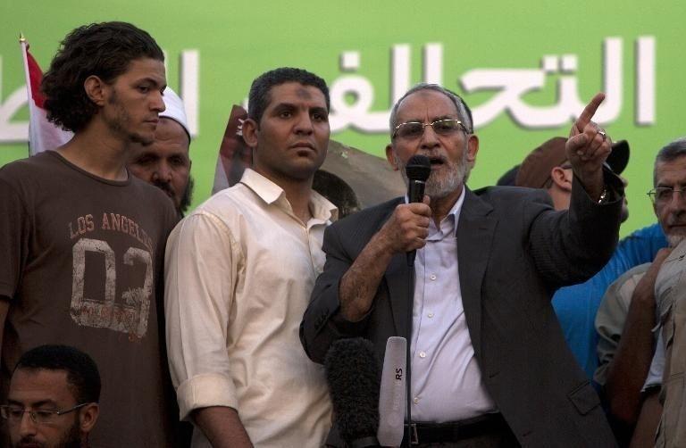Egypte : arrestation du guide suprême des Frères musulmans
