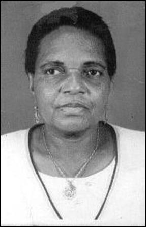In  Memoriam: Dona Joaquina Semedo- Lopès Mme Jacqueline Fofana 20.8.2009 Rendez-nous la tombe de notre maman