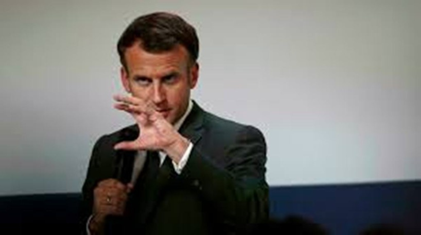 Le président Macron sur la liste des cibles potentielles du logiciel espion Pegasus