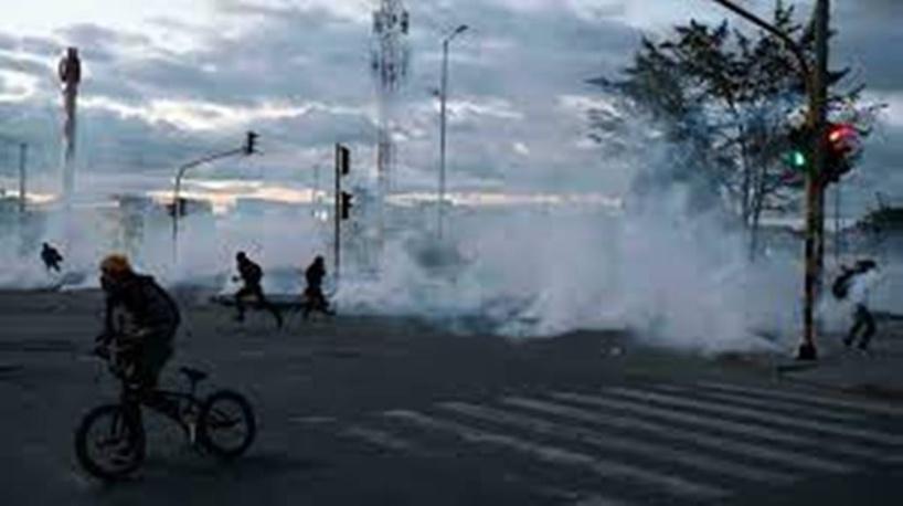 Les Colombiens prennent de nouveau la rue après un mois de pause