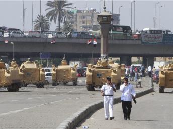 Egypte : le lent retour au calme dans les rues du Caire