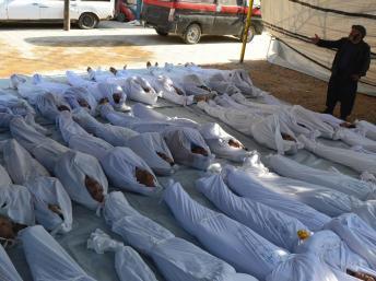 Syrie : l'armée accusée d'utilisation d'agents chimiques dans la région de Damas