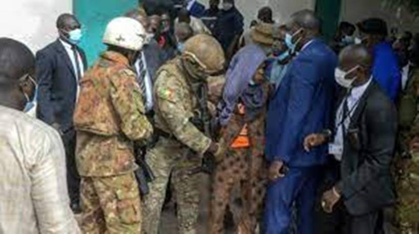 Tentative d'assassinat du colonel Goïta au Mali: l'interrogatoire du suspect se poursuit