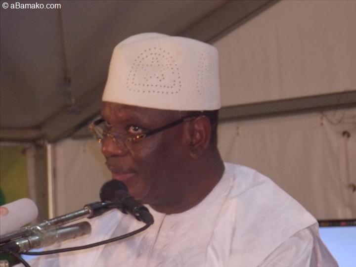 """Ibrahim Boubacar Keita, président élu de la République du Mali : """"Il n'y aura pas de partage de gâteaux"""""""