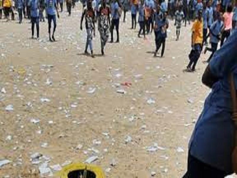 CEM de Hann : 15 élèves menacés d'expulsion définitive, l'IA de Dakar dit niet