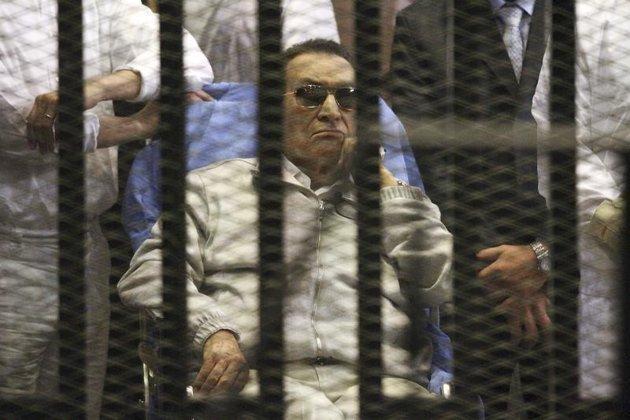 Egypte: Hosni Moubarak est sorti de prison