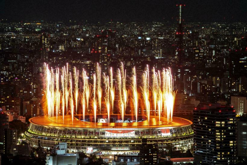 Tokyo 2021: une cérémonie d'ouverture des Jeux entre Covid et résilience
