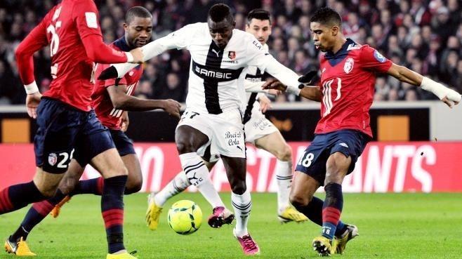 Rennes: A. Sané prêté à Laval (L2)