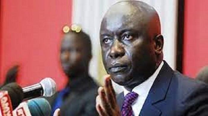 CESE: Ndiaga Diaw du PDS rafraichit la mémoire à Idrissa Seck