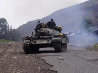 RDC: Kigali dément avoir tiré des roquettes sur le Nord-Kivu