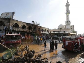 Liban: qui est derrière le double attentat de Tripoli?