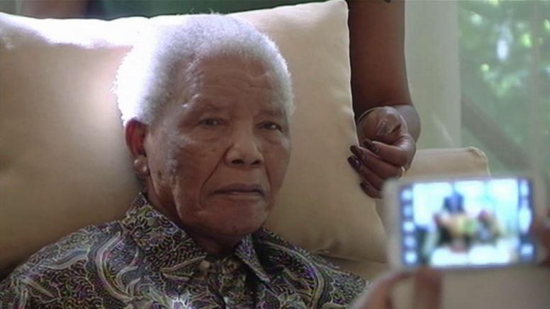 Afrique du Sud: des nouvelles de Nelson Mandela