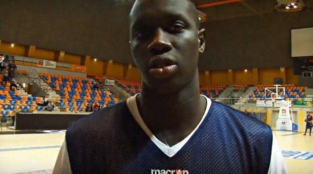 """Afrobasket 2013-Le capitaine des """"Lions"""", Maléye Ndoye sur le match d'hier: """"Les joueurs étaient bloqués par la peur..."""""""