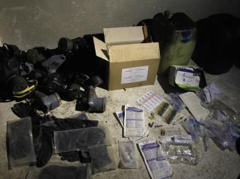 Syrie: le régime de Damas dément l'utilisation d'armes chimiques et accuse les rebelles