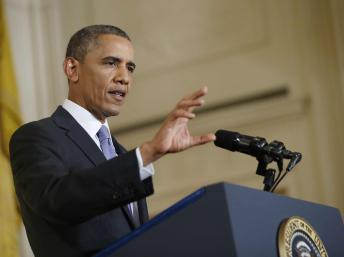 Syrie: Barack Obama examine les options militaires contre Damas