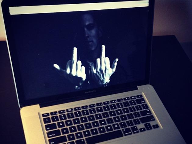 Eminem sur instagram : sa première photo fait déjà polémique