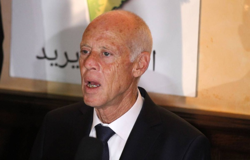 Tunisie: le président limoge le ministre de la Défense