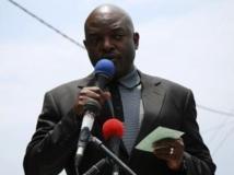 Pierre Nkurunziza, le président burundais, le 19 septembre 2011. REUTERS/Stringer