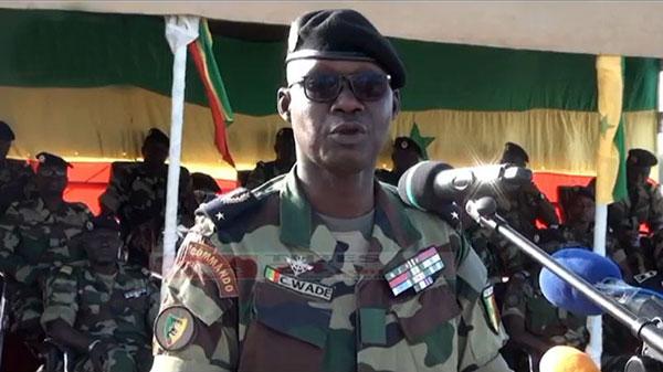 Minusma: le Cemga Cheikh Wade au Mali pour s'enquérir de la situation des soldats sénégalais
