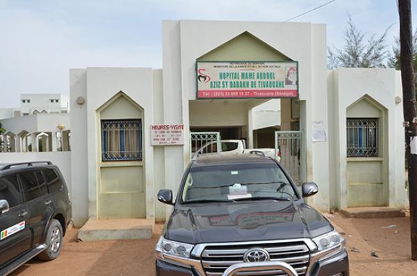 Covid-19 : Le Centre de Santé Mame Abdou Dabakh aurait enregistré 11 morts lundi