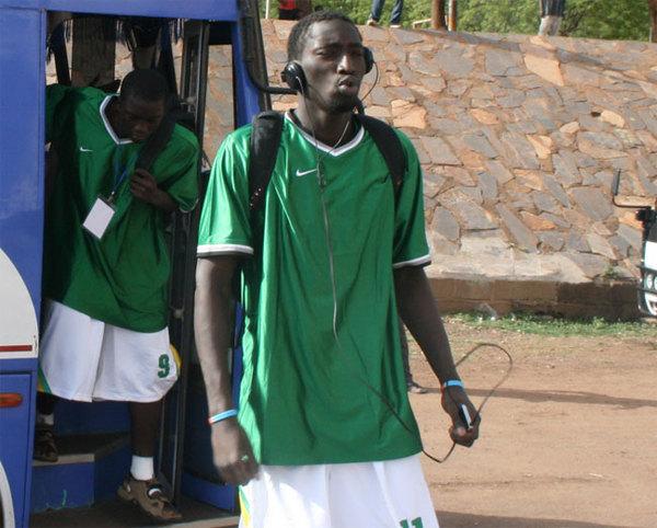 """Afrobasket 2013 : Pourquoi les """"Lions"""" ne se sont pas entraînés ce matin ?"""
