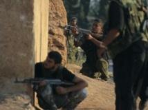 Des groupes rebelles de l'Armée syrienne libre (ASL) formés par des instructeurs étrangers seraient en ce moment en action en Syrie. REUTERS/Saad AboBrahim
