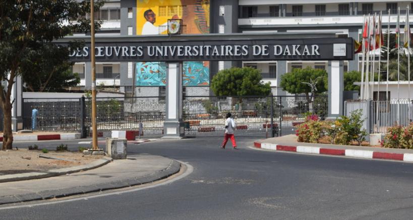 Le Campus pédagogique de l'UCAD fermé du 31 juillet au 04 octobre
