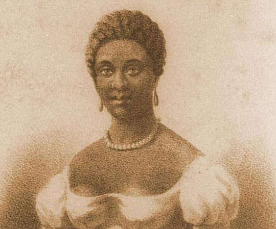 Coin d'histoire: Phillis Wheatley, la première poétesse noire d'Amérique était originaire… du Sénégal