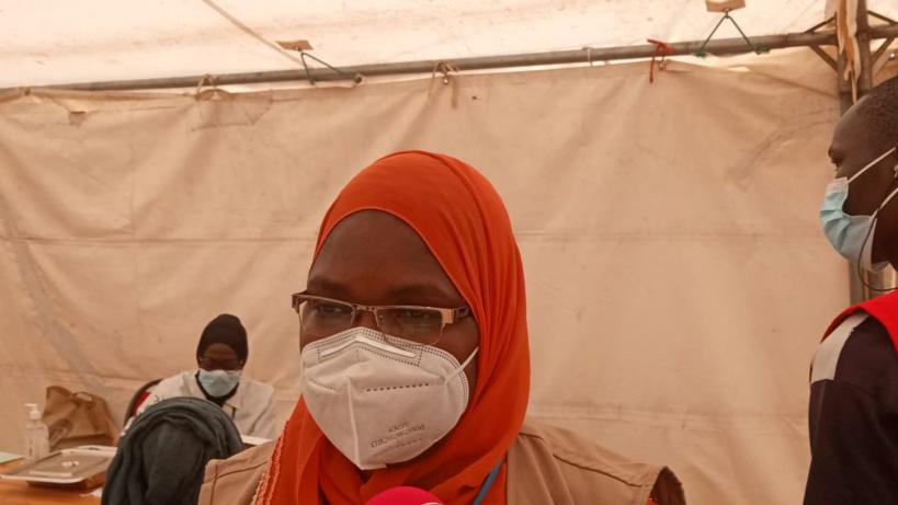 Centre de vaccination stade LSS: plus de 400 personnes ont déjà reçu le vaccin Jonhson Jonhson ce mercredi