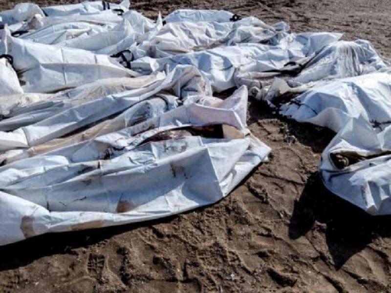 Nouveau drame en Méditerranée : 57 morts dans un naufrage