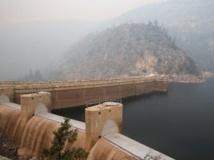 Le réservoir de Hetch Hetchy, où est stockée l'eau douce qui alimente San Francisco, est sous haute surveillance Justin Sullivan/Getty/AFP