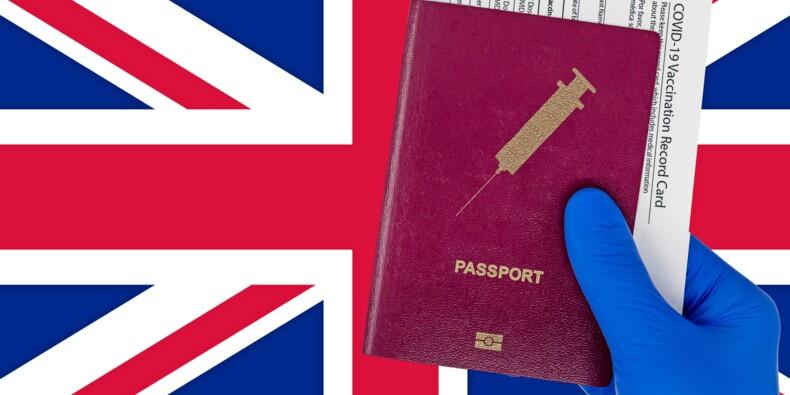 Royaume-Uni: quarantaine levée pour les vaccinés américains et de l'UE sauf la France