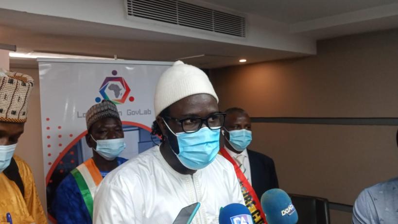 Lancement projet Local Open GovLab: AfricTivistes vole au secours des Collectivités locales
