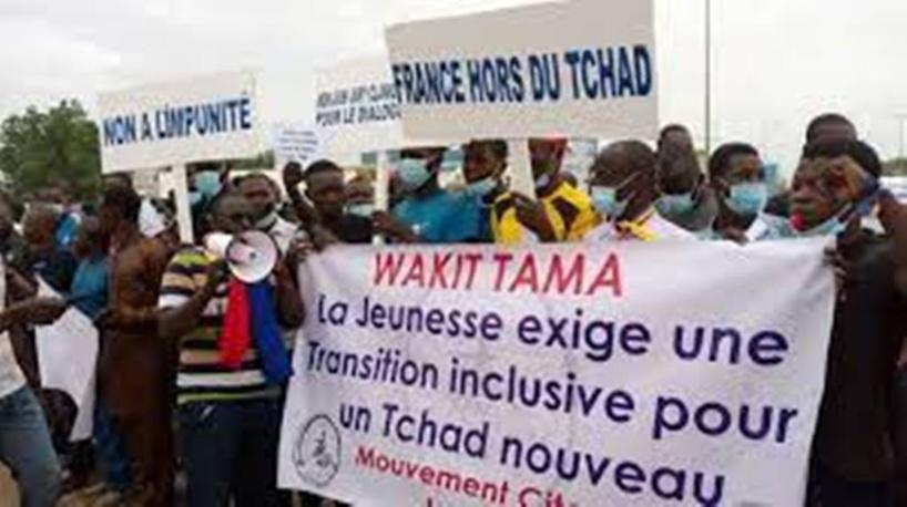 Tchad: l'opposition dans la rue lors d'une manifestation autorisée