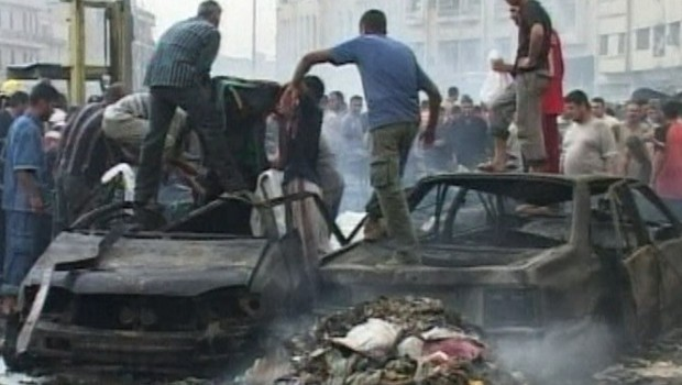 Irak: série d'attentats sanglants à Bagdad