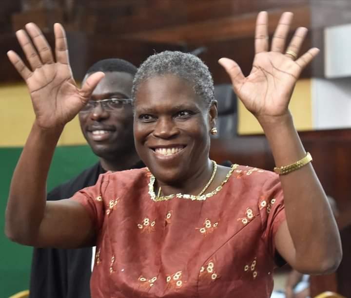 Côte d'Ivoire : la CPI abandonne les poursuites contre Simone Gbagbo
