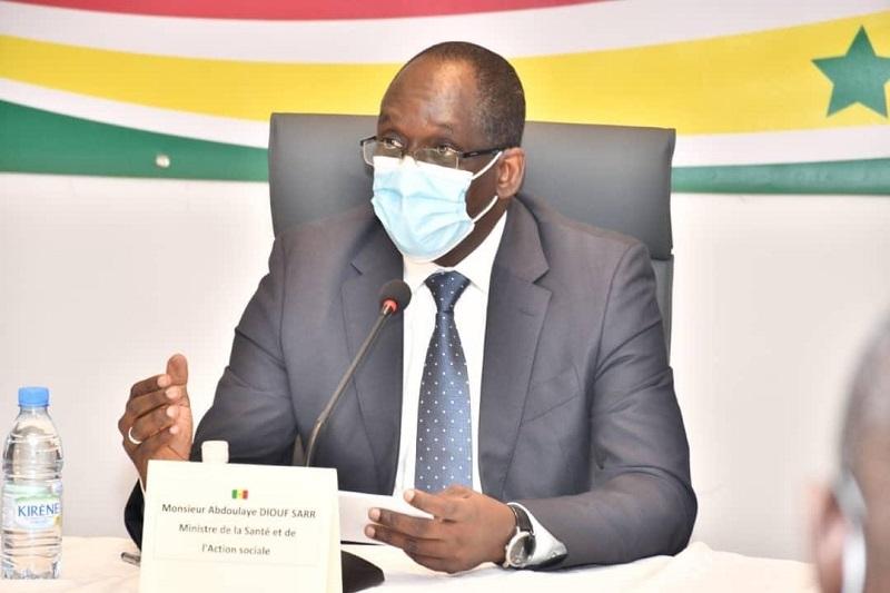 Gestion Covid-19 : le CRD relève « l'incompétence manifeste » de Diouf Sarr et l'invite à « démissionner »