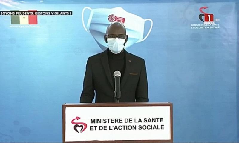 Vaccinés puis infectés par la covid-19 : Dr Mamadou Ndiaye apporte des éclairages