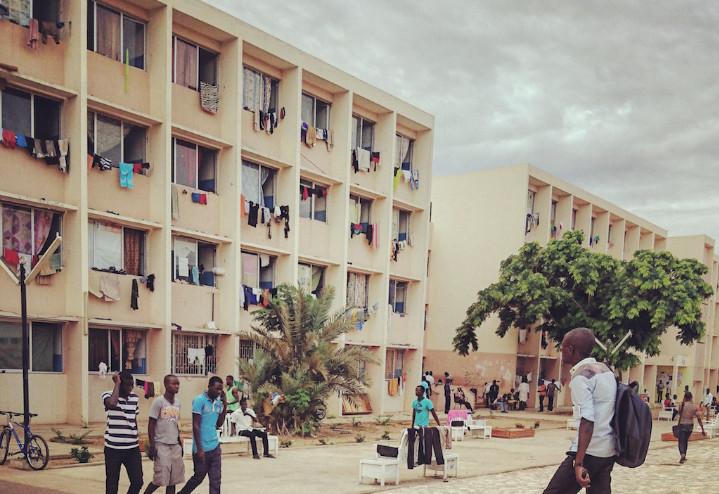 Campus social: les étudiants de l'Ucad invités à libérer leurs chambres au plus tard le 5 août
