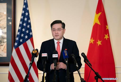 """Les relations sino-américaines se trouvent à un """"nouveau tournant critique"""""""