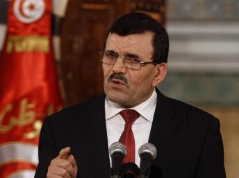 Le Premier ministre tunisien Ali Larayedh, le 27 août 2013, à Tunis. REUTERS/Zoubeir Souissi
