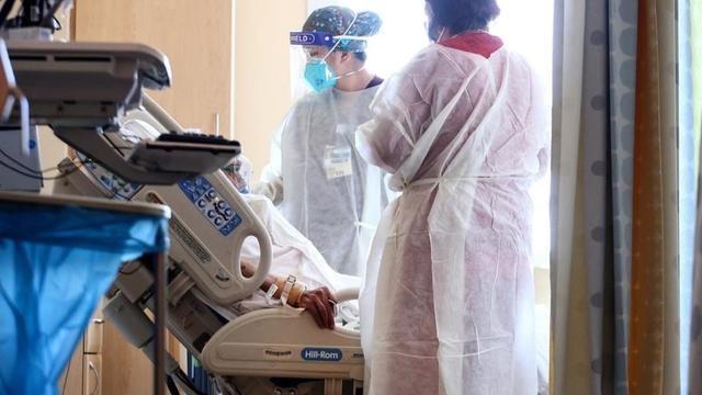 Covid-19 : le variant delta serait aussi contagieux que la varicelle, selon une étude américaine