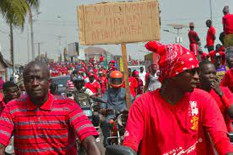 En Guinée, le cri d'alarme des proches d'Oumar Sylla, incarcéré et mal portant