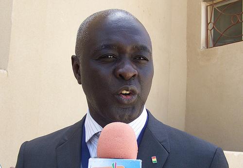Tidiane Seck, ancien directeur de l'ADIE