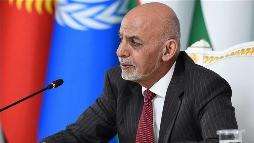 Afghanistan: le président Ghani attribue la dégradation militaire au retrait «brusque» des États-Unis