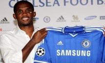 Transfert: Eto'o et Mourinho se retrouvent à Chelsea (officiel)