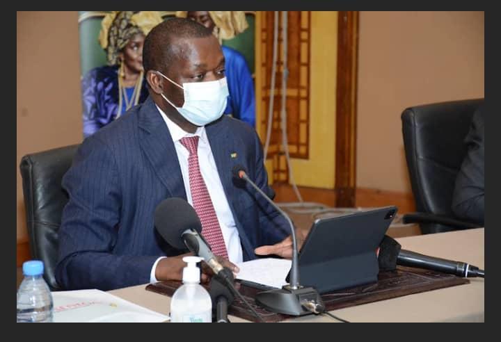Trafic aérien: Alioune Sarr installe le Comité de Coordination pour l'ouverture du Dakar-New York-Washington